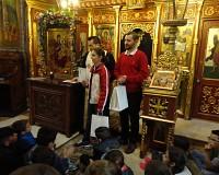Premierea elevilor de la Scoala Uruguay
