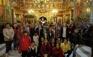 La manastirea Cernica