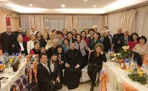 Agapa de sarbatoarea Sfantului Arhidiacon Stefan 2018