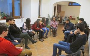 Comunitatea tinerilor ortodocși Sf. Ștefan - Cuibul cu barză