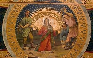 PARACLISUL ÎNTÂIULUI-MUCENIC ŞI ARHIDIACON ŞTEFAN